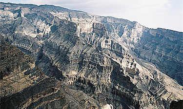 Djebel Shams (gouvernorat d'Al Dhakhiliya)