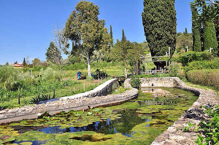La Côte d'Azur, côté jardins