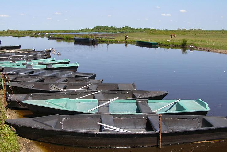 La Loire-Atlantique, côté marais