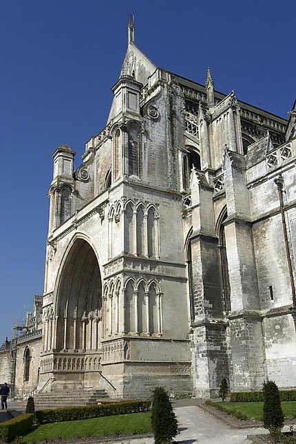 Portail sud, cathédrale Notre-Dame, St-Omer
