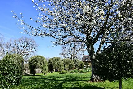 Le printemps dans les jardins d'Eyrignac