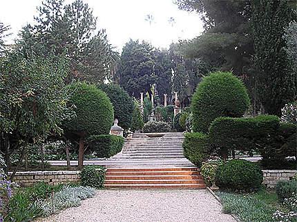Jardins du Palais de Fabron