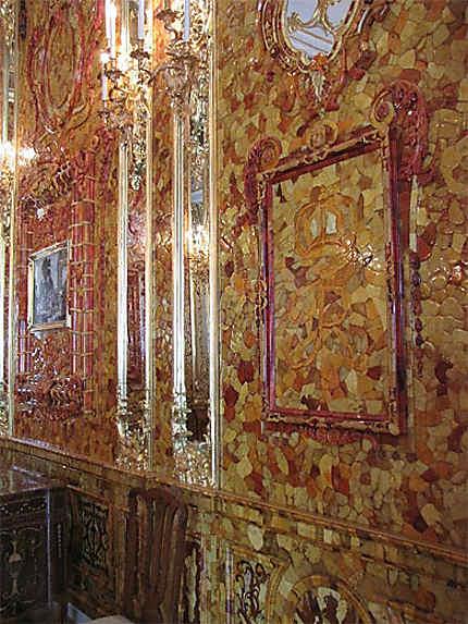La mythique salle d'ambre