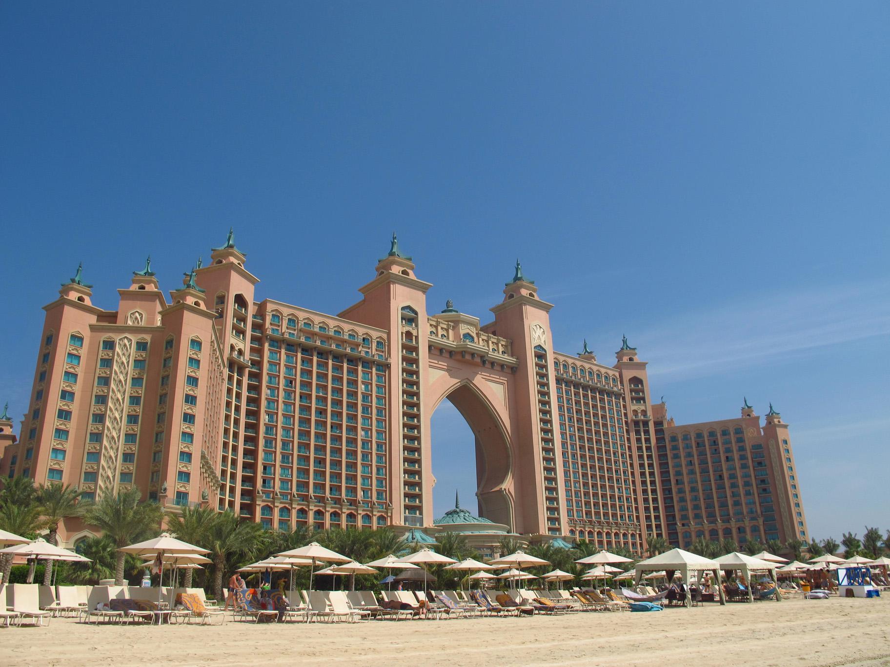 Complexe de loisirs Atlantis - Dubaï