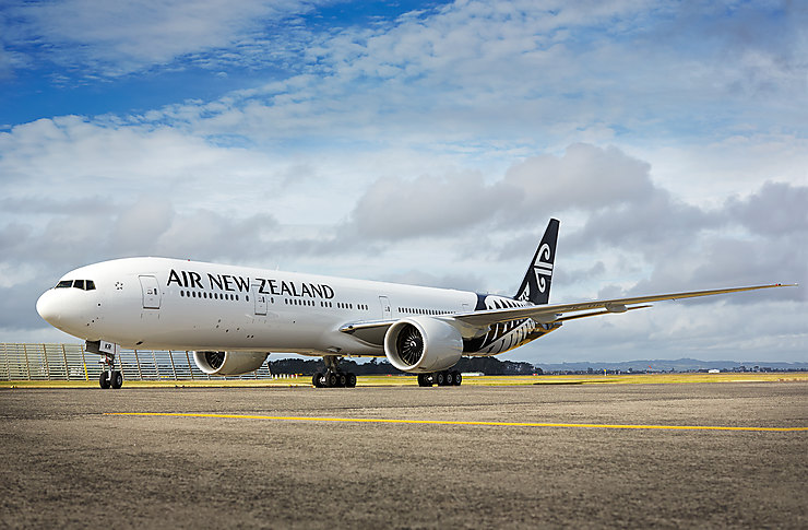 Aérien - Billet tour du monde à partir de 1 402 € avec Air New Zealand