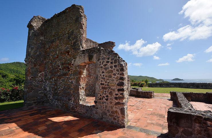 De la presqu'île de la Caravelle à Sainte-Marie