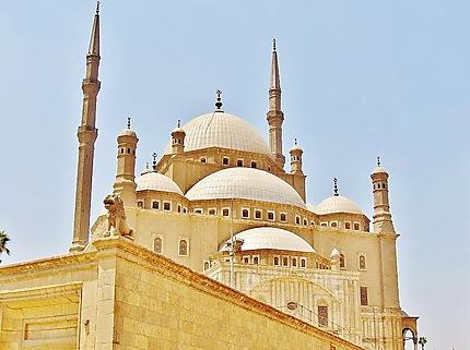 Mosquée Ali  sanctuaire Islamique