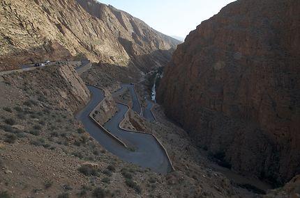 Gorges du Dadès, Maroc