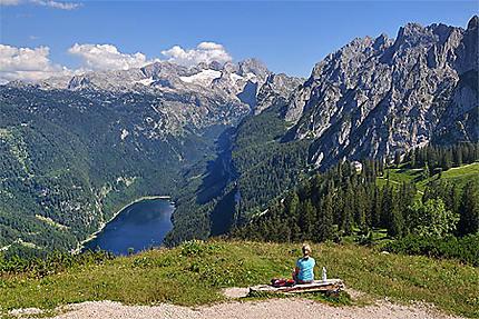 Le massif du Dachstein