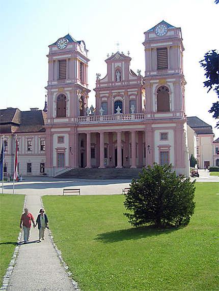Abbaye de Gottweig. Vallée de la Wachau