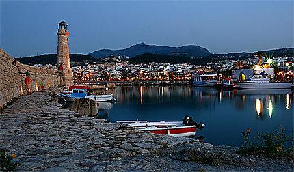 Rethymnon-Le port