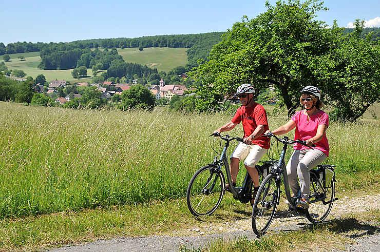 Bon plan - Movelo : découvrir l'Alsace en vélo à assistance électrique