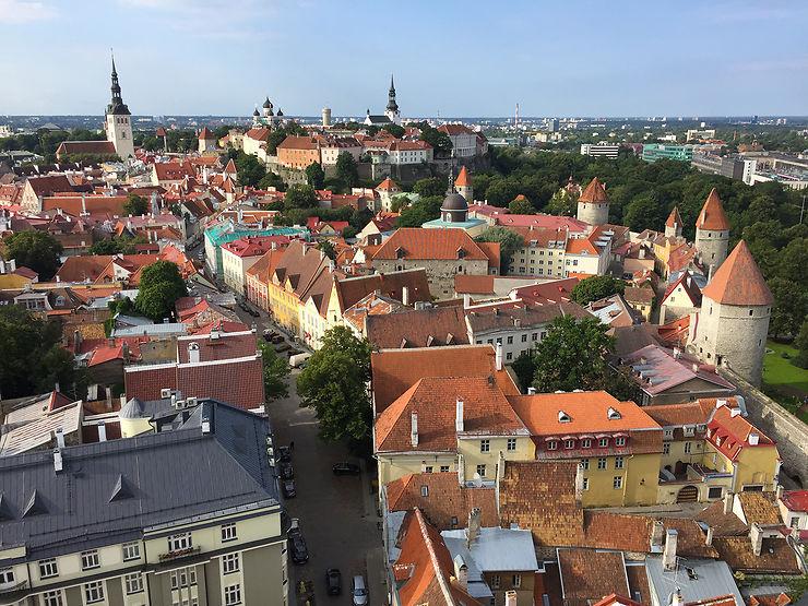 Estonie : Tallinn, médiévale et innovante