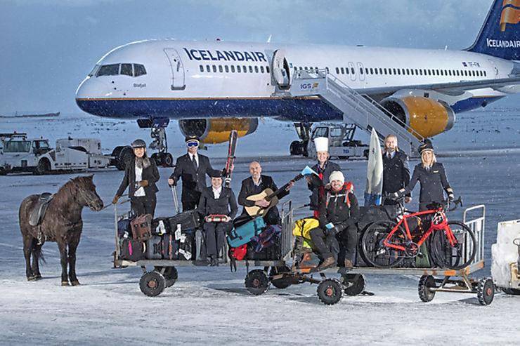 Aérien - Une question sur l'Islande ? Les « buddies » d'Icelandair sont là pour vous répondre !