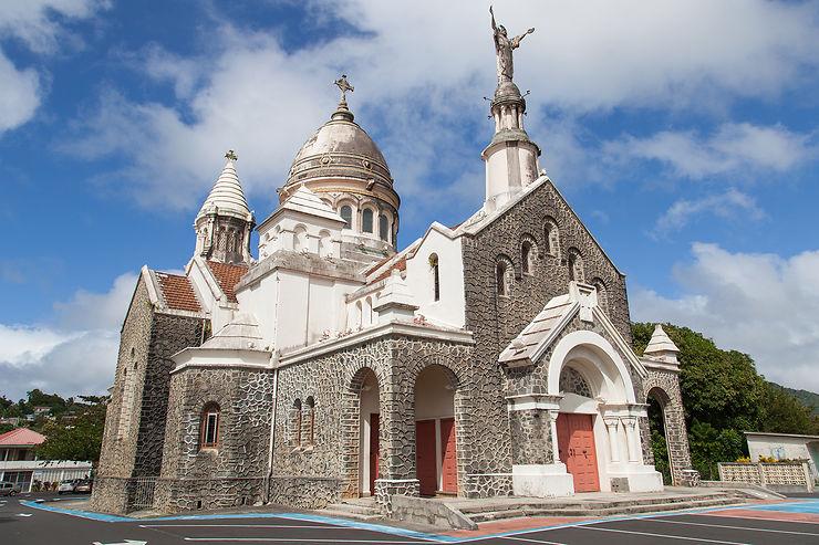 Les terres du Nord de la Martinique