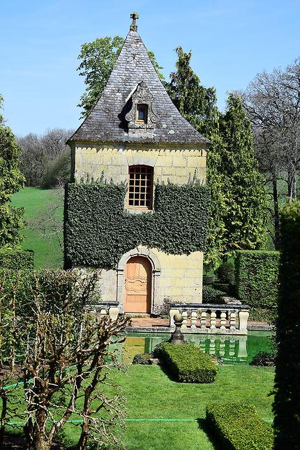 Dans les jardins d'Eyrignac