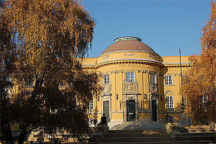 Le musée Déri, à Debrecen
