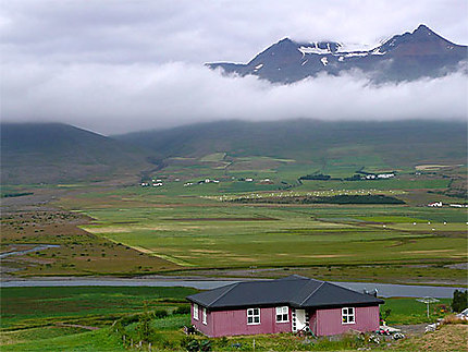 Brume islandaise