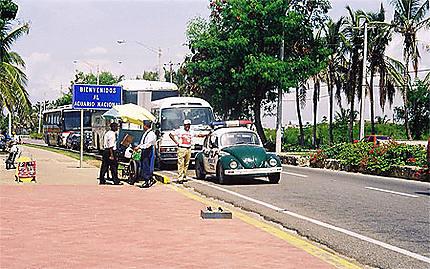 Police à Saint Domingue