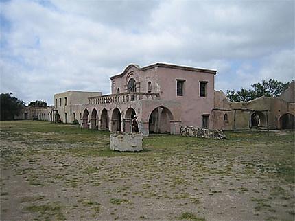Décor du film Alamo, la mission
