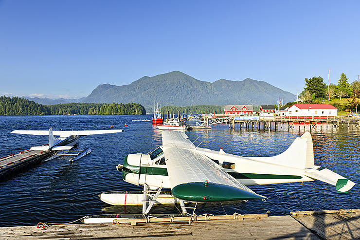 Vancouver, le Canada côte Ouest