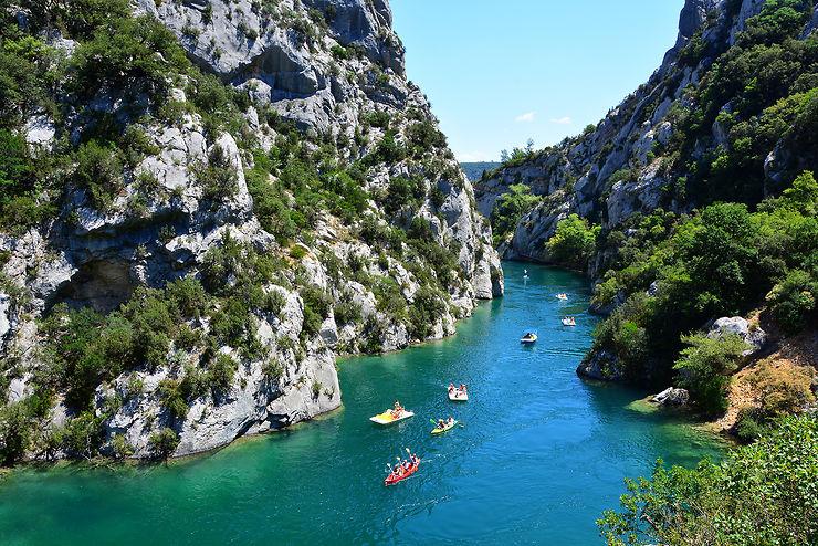 La Haute-Provence au fil de l'eau