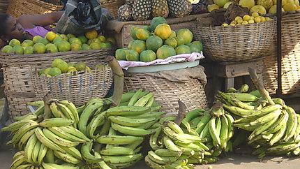 Au marché de Lomé
