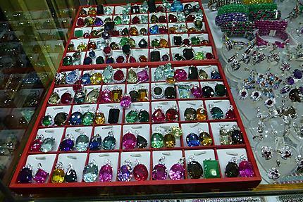 Bijoux du marché
