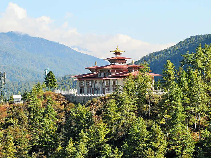 Le meilleur du Bhoutan : l'Est et la région de Merak