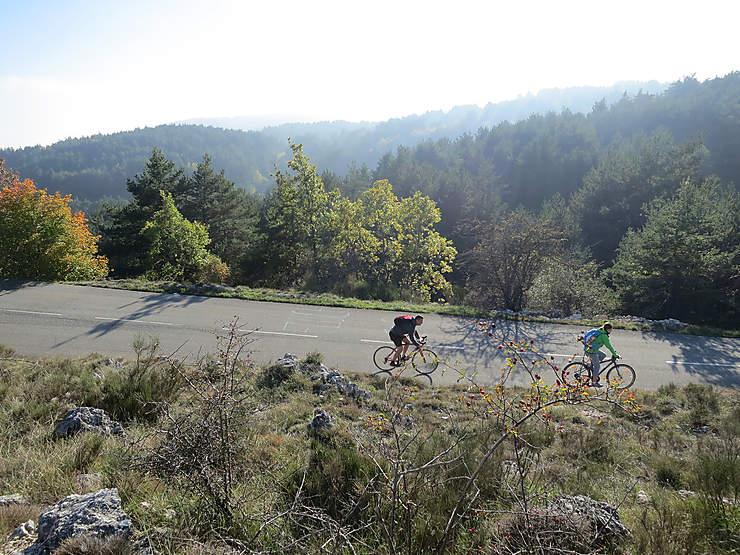 Côte d'Azur - Découvrir les Alpes-Maritimes à vélo