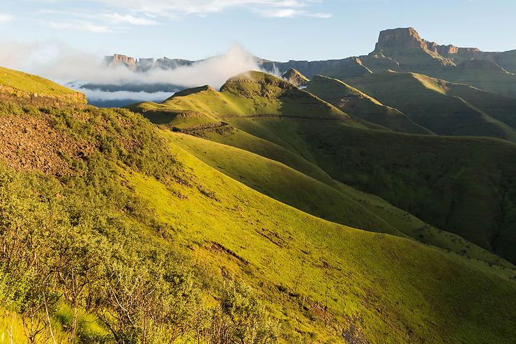 Afrique du Sud : randonnée dans le Drakensberg