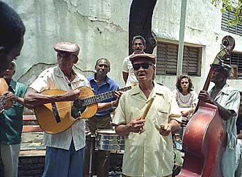 Cuba : Isla musica