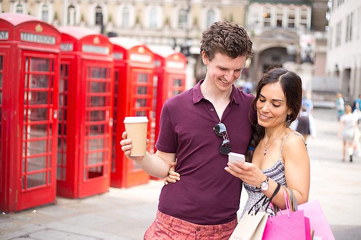 Londres, pour Monsieur et Madame