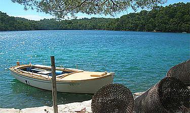 Île de Mljet (Dalmatie)