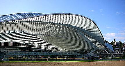 La nouvelle gare de Liège