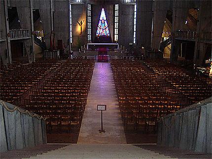 Eglise notre-dame intérieur