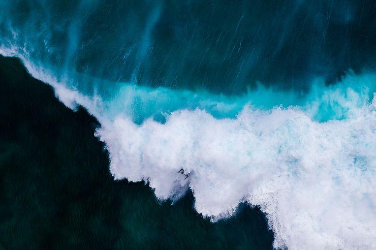 Surf, Injidup Beach, Western Australia
