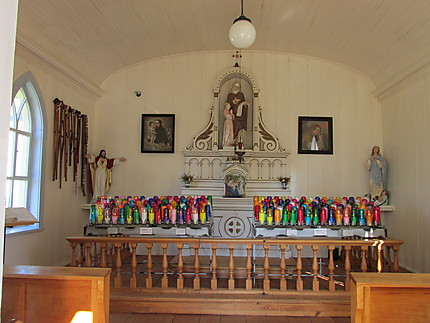 Chapelle Ste-Anne-du-Bocage à Caraquet
