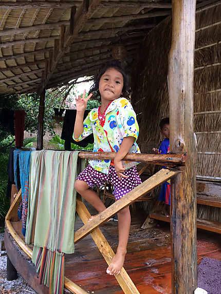 Enfant du Cambodge