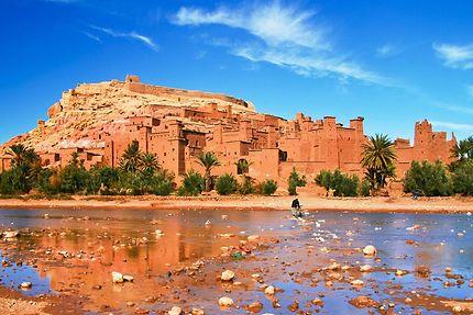 Ksar d'Aït-Benhaddou, Maroc