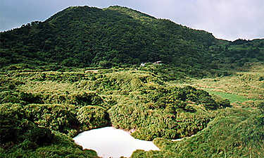 Parc national de Yangmingshan