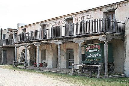 Alamo Village, l'hôtel