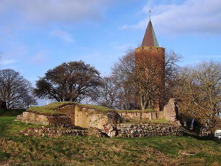 La Tour du château de Vordingborg