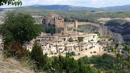 Alquézar, magnifique village
