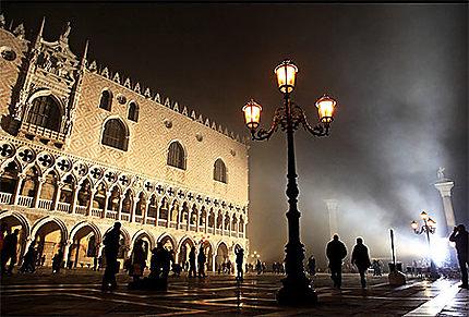 Palais des Doges illuminé