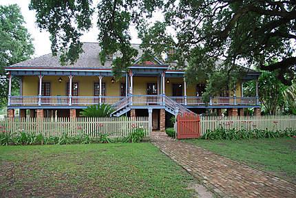 La maison de Laura Plantation