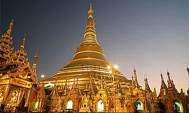 Pagode Shwedagon (Yangon - Rangoon)