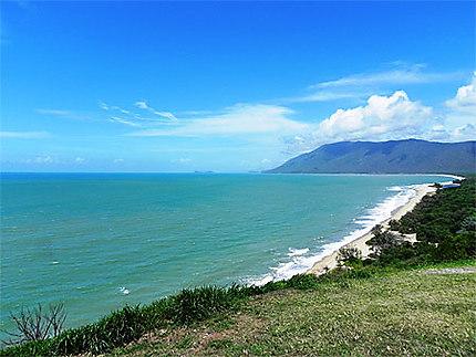 Jolies plages entre Port Douglas et Cairns