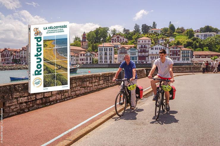 La Vélodyssée®, de Roscoff à Hendaye avec le Routard