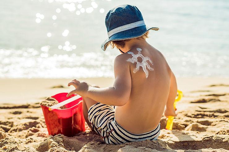 Les bobos de la plage